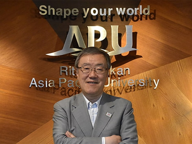 Shape your world  APUで学んだ人たちが世界を...