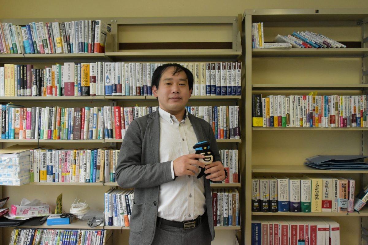 【小樽商科大学】のれんとは?~新任教員インタビュー 商学科石井先生~