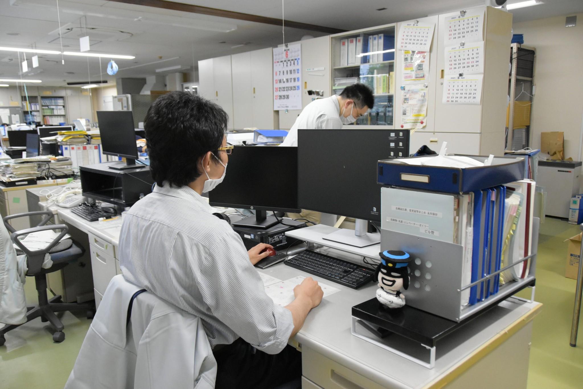 【小樽商科大学】施設課の岡本さんにインタビュー!